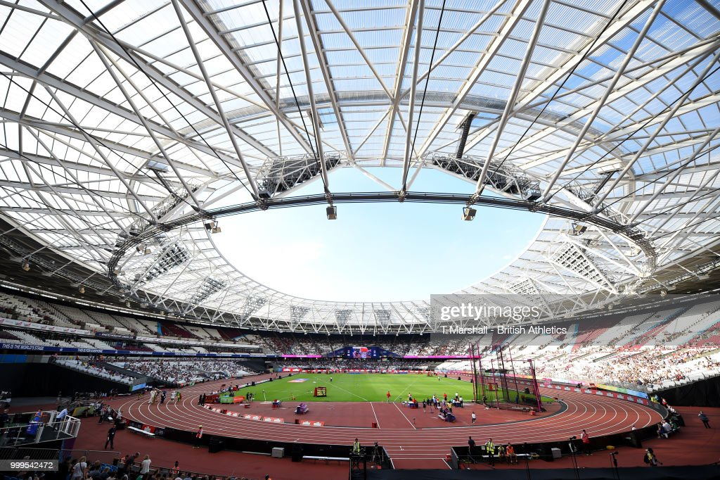 Athletics World Cup London 2018 - Day Two