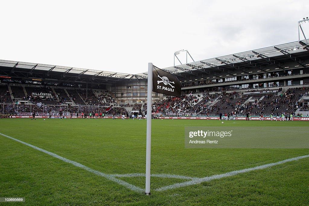 FC St. Pauli v 1899 Hoffenheim - Bundesliga : News Photo