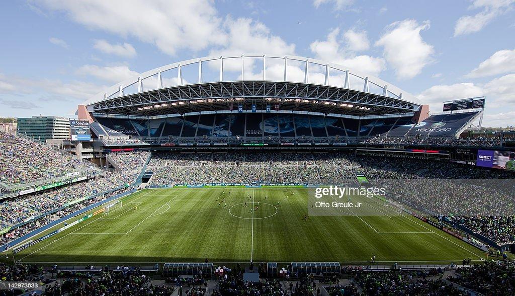 Colorado Rapids v Seattle Sounders : News Photo