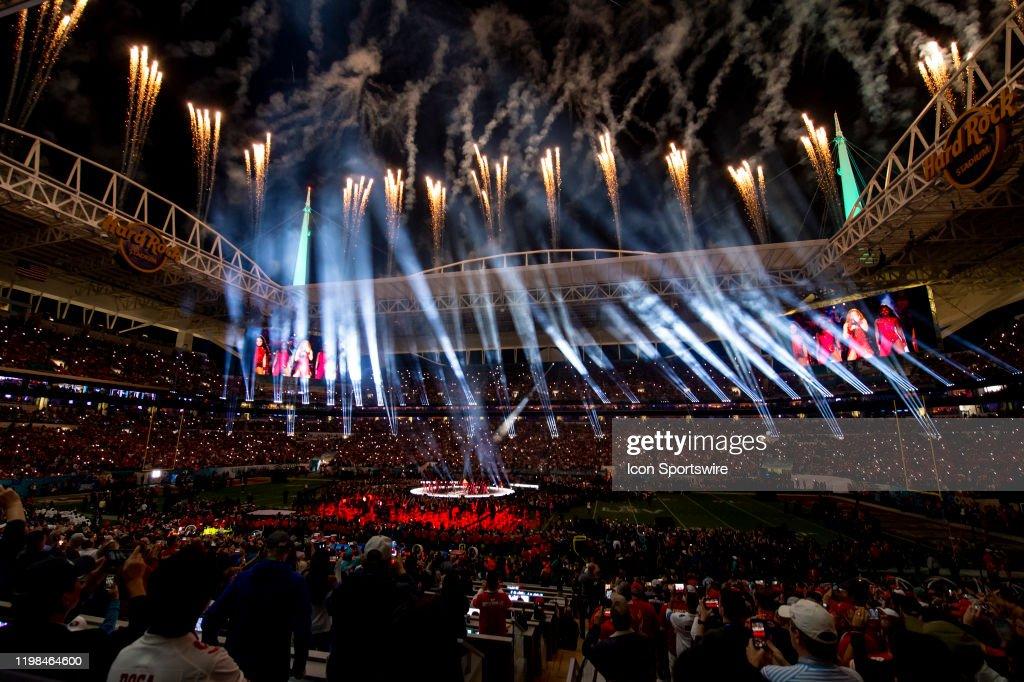 NFL: FEB 02 Super Bowl LIV - Pepsi Halftime Show : News Photo