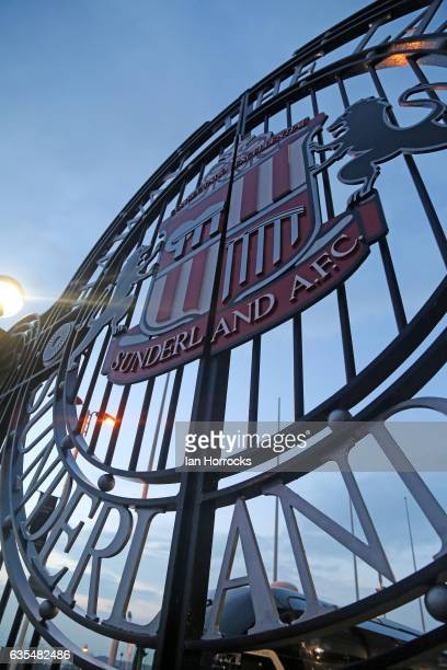 A general view of the Stadium during the Premier League International Cup Quarter Final match between Sunderland U23 and Athletic Bilbao U23 at the...