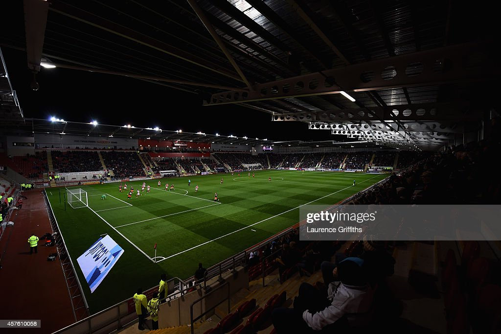 Rotherham United v Fulham - Sky Bet Championship : News Photo