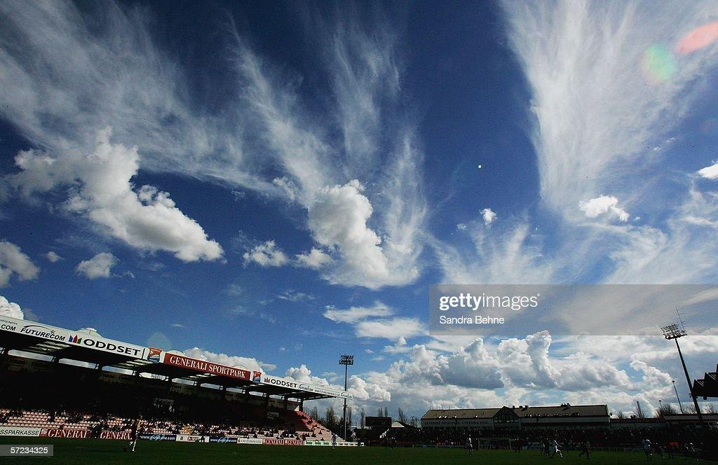 Spvgg Unterhaching v FC Hansa Rostock : News Photo