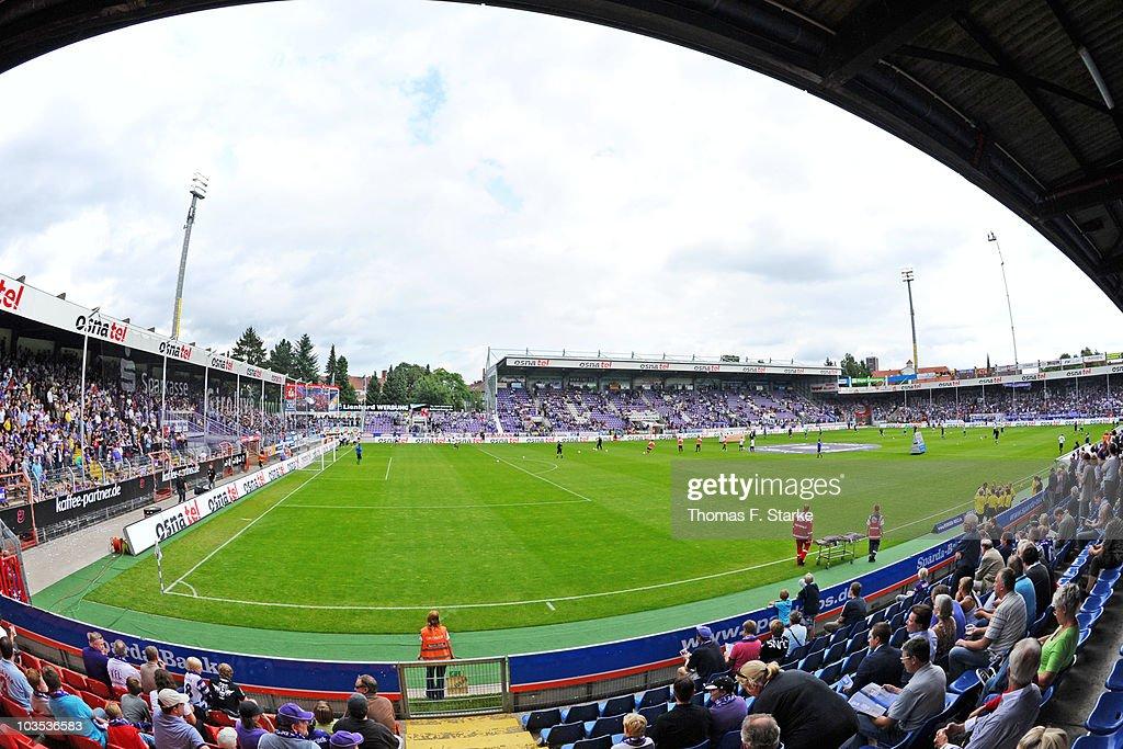 VfL Osnabrueck v MSV Duisburg - 2. Bundesliga : News Photo
