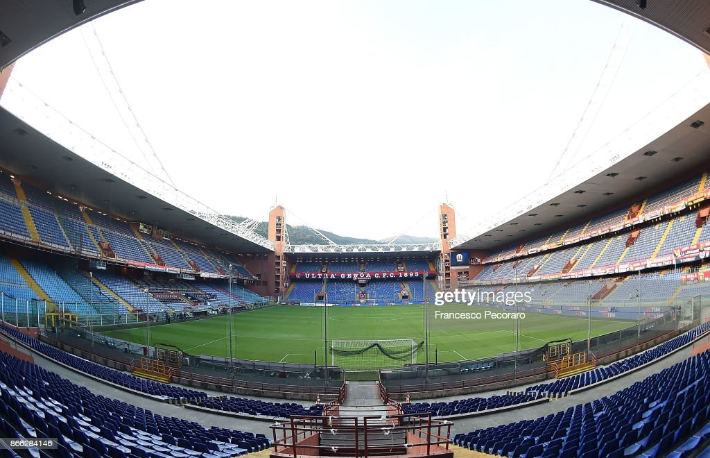 A General View Of The Stadium Luigi Ferraris Before The Serie A Match News Photo Getty Images