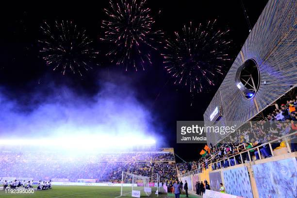 General view of the stadium prior the Final second leg match between Alebrijes de Oaxaca and Zacatepec as part of the Torneo Apertura 2019 Ascenso MX...