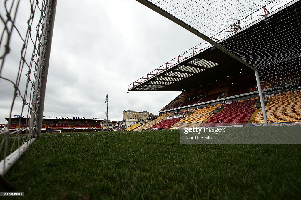 Bradford City v Millwall - Sky Bet League One : News Photo
