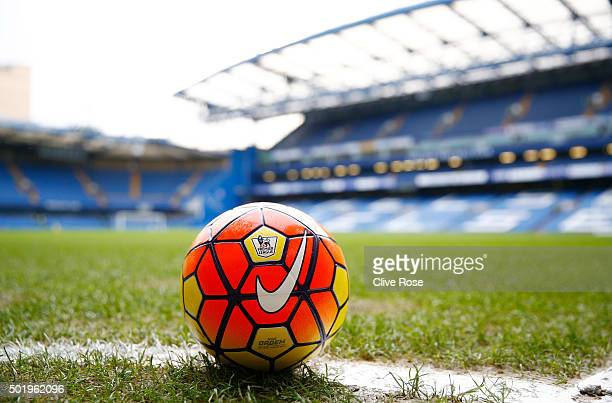 A general view of the Stadium prior to kickoff during the Barclays Premier League match between Chelsea and Sunderland at Stamford Bridge on December...