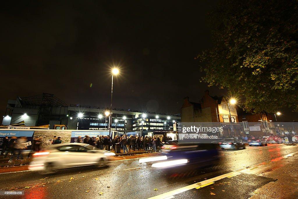Tottenham Hotspur FC v RSC Anderlecht - UEFA Europa League : News Photo