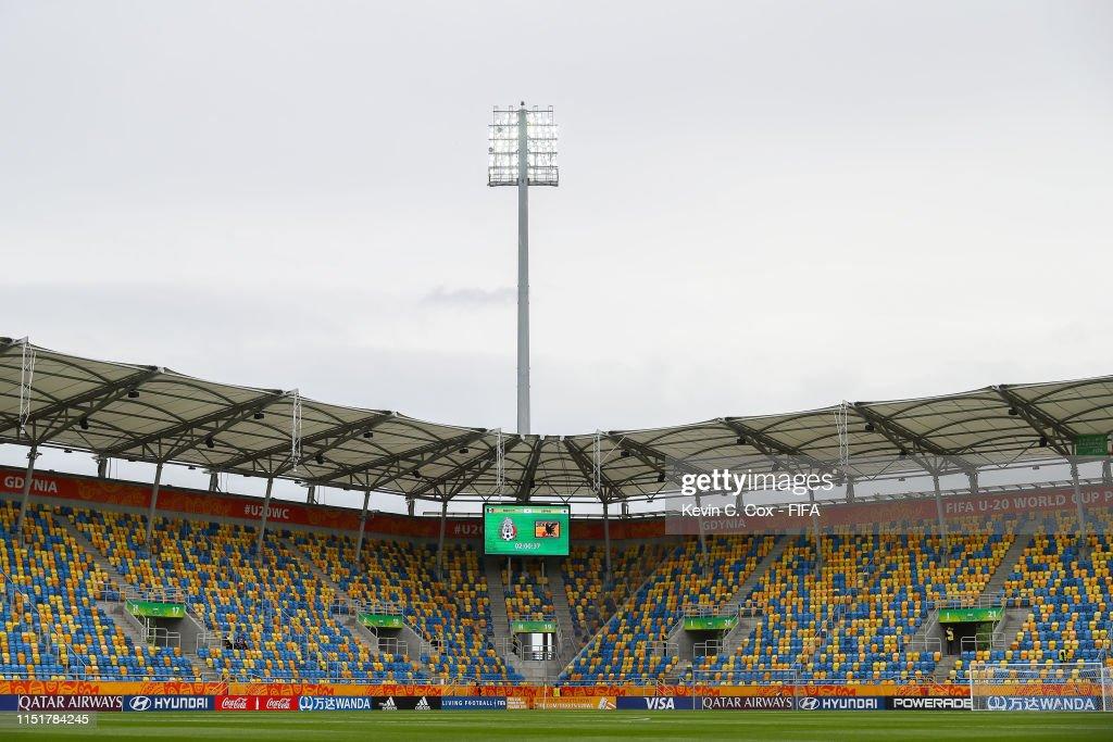 POL: Mexico v Japan: Group B - 2019 FIFA U-20 World Cup