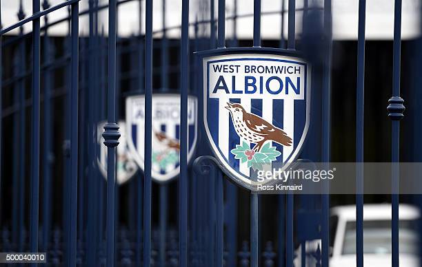 A general view of the stadium prior to the Barclays Premier League match between West Bromwich Albion and Tottenham Hotspur at The Hawthorns on...