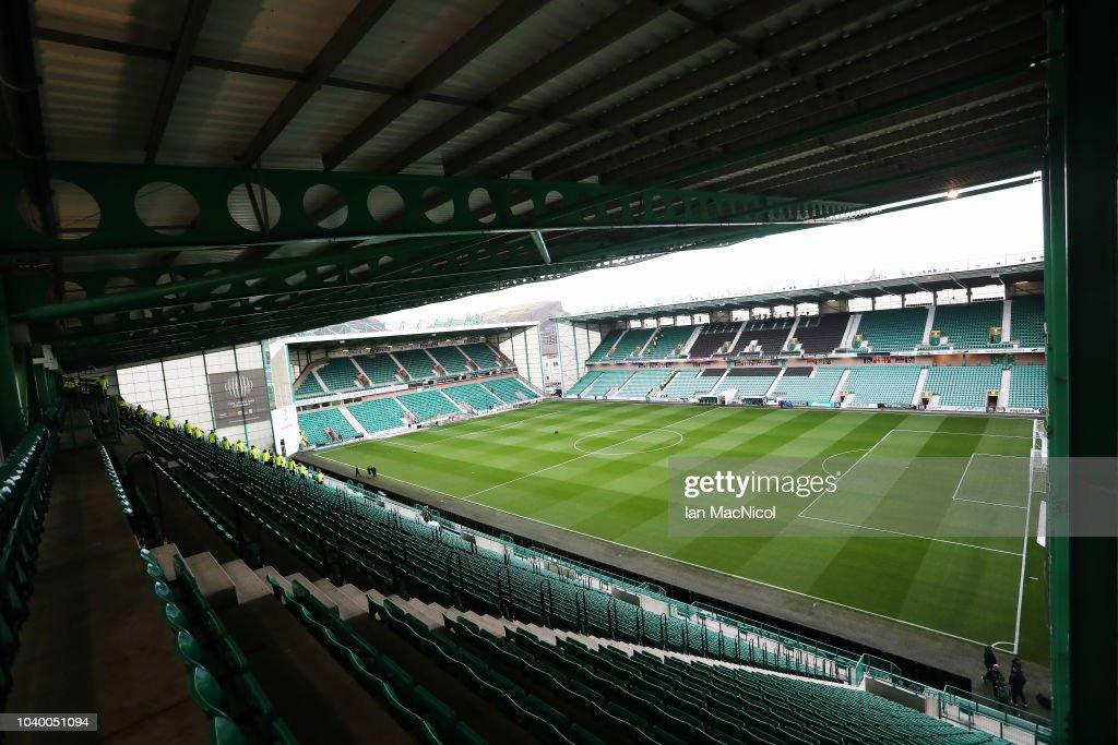 Hibernian v Aberdeen - Betfred Scottish League Cup Quarter Final