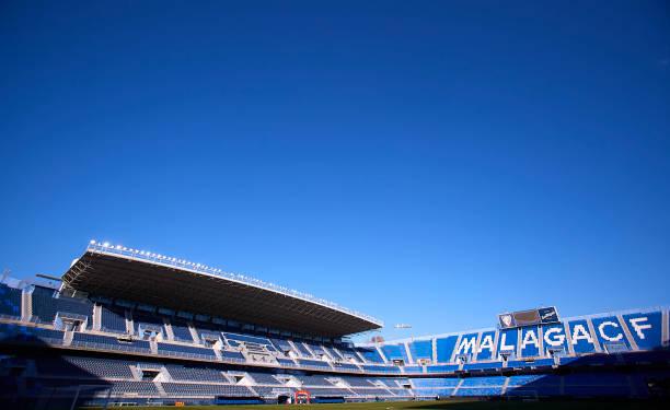 ESP: Malaga CF v Granada CF - Copa del Rey