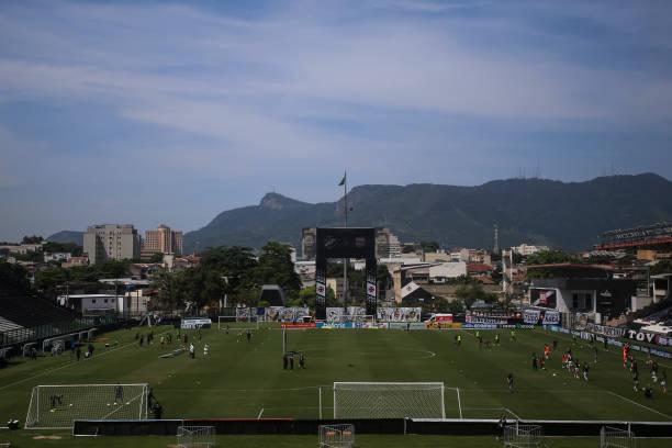 BRA: 2020 Brasileirao Series A:  Vasco da Gama v Red Bull Bragantino Play Behind Closed Doors Amidst the Coronavirus (COVID - 19) Pandemic