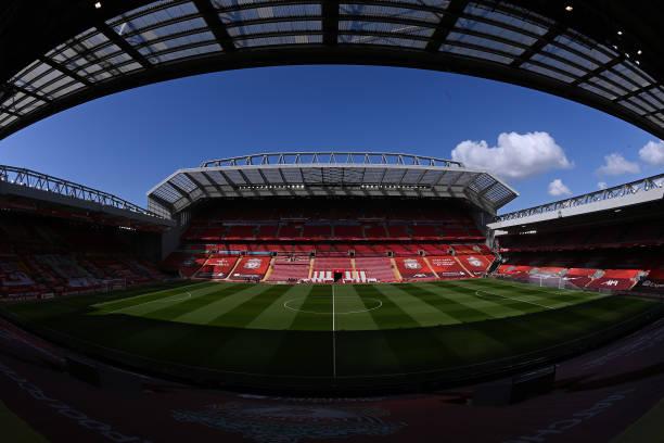GBR: Liverpool v Aston Villa - Premier League