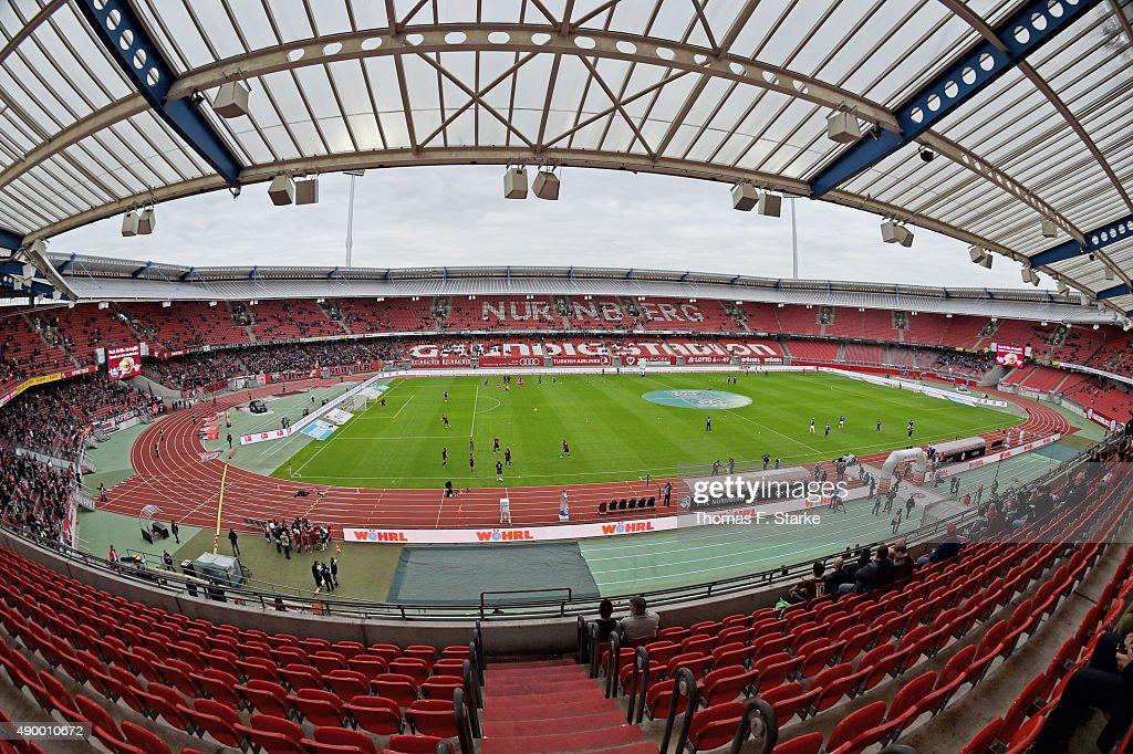 1. FC Nuernberg v Arminia Bielefeld - 2. Bundesliga : News Photo