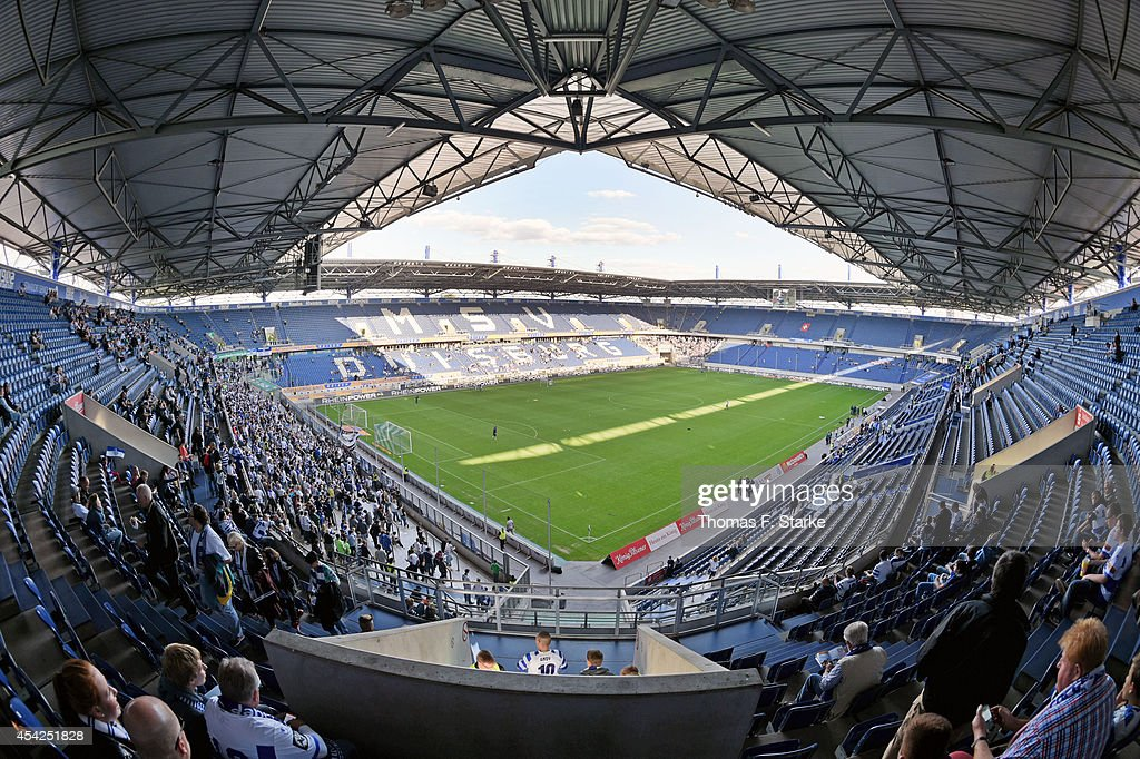 MSV Duisburg v Arminia Bielefeld - 3. Liga : News Photo
