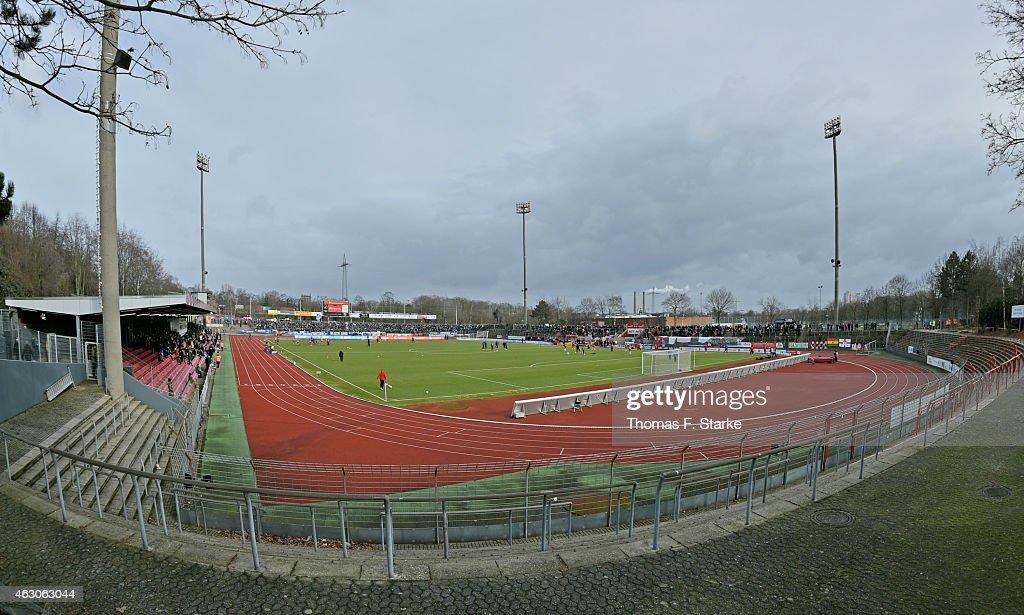 Fortuna Koeln v Arminia Bielefeld - 3. Liga : News Photo