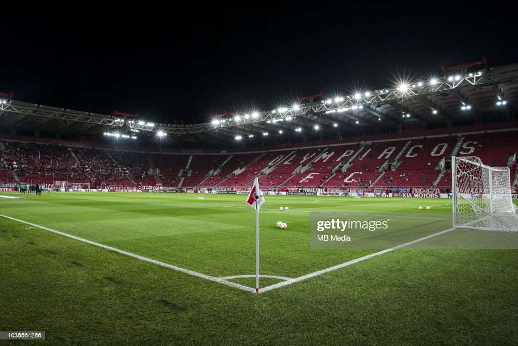 Olympiacos v Real Betis - UEFA Europa League - Group F