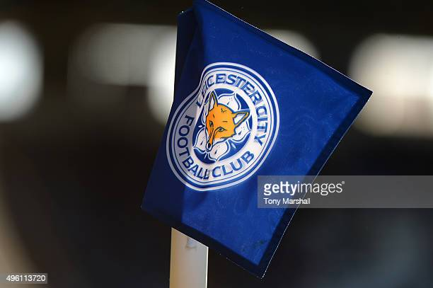 A general view of the staidum prior to the Barclays Premier League match between Leicester City and Watford at The King Power Stadium on November 7...