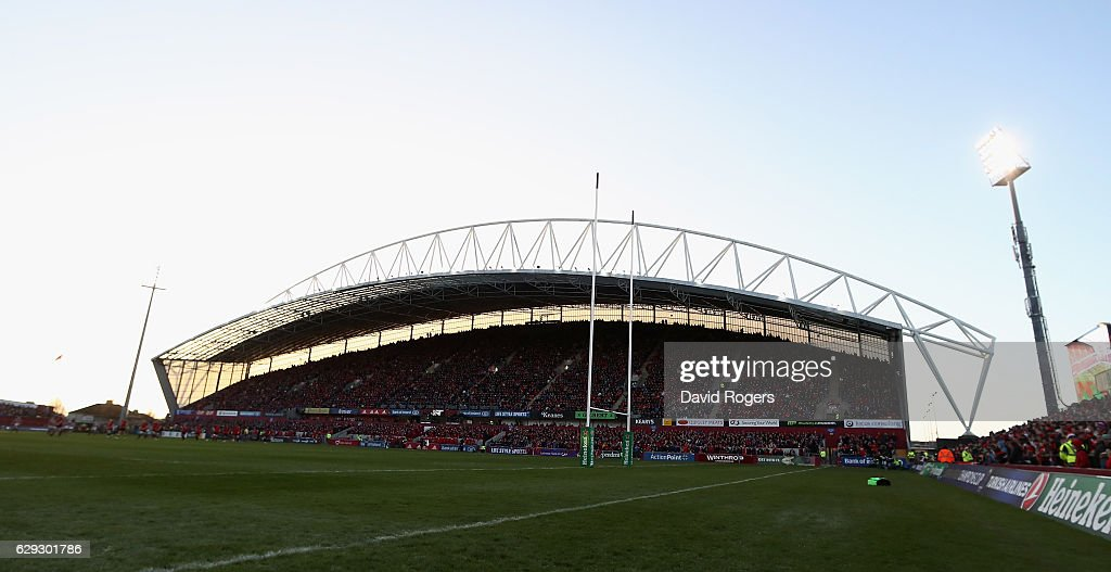 Munster Rugby v Leicester Tigers - European Rugby Champions Cup : ニュース写真