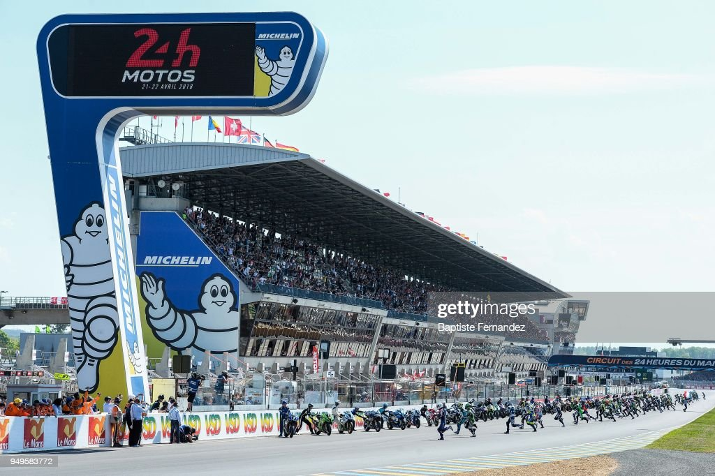 24 Hours of Le Mans 2018 - Motorcycle Endurance Race - Day 1
