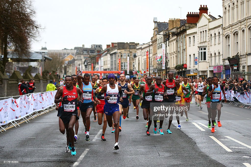IAAF/Cardiff University World Half Marathon Championships : News Photo