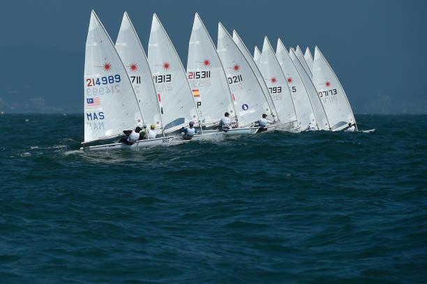 JPN: Sailing Tokyo 2020 Test Event - Day 1
