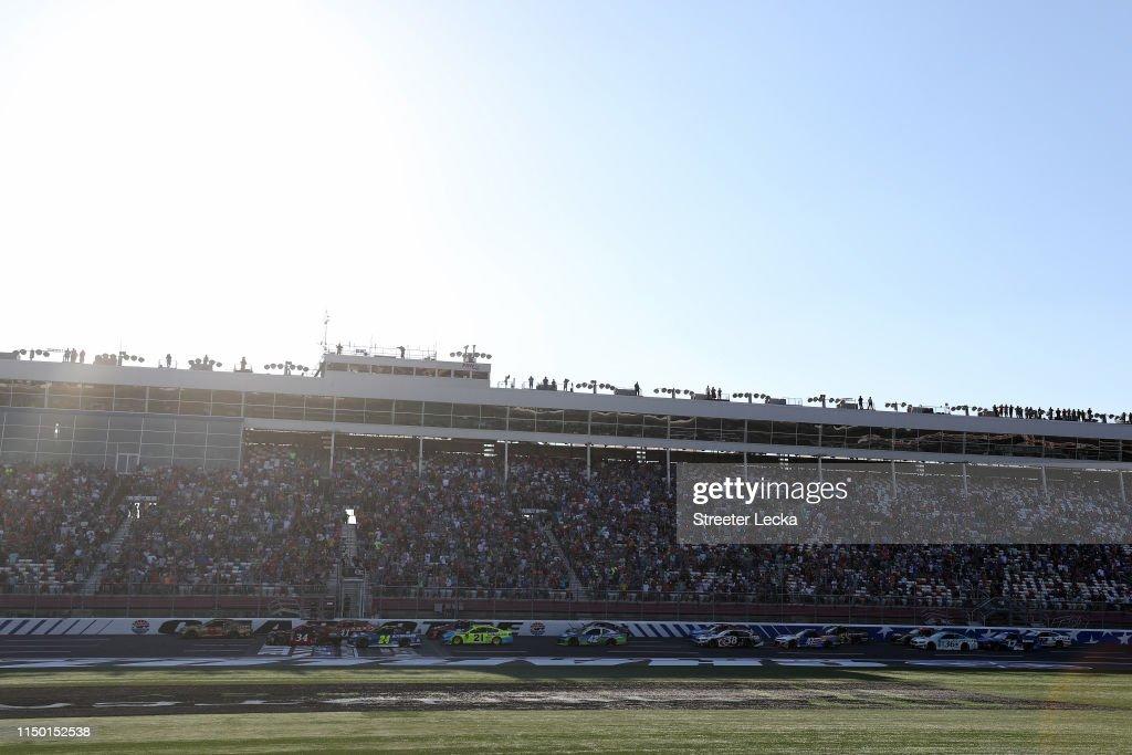 NC: Monster Energy NASCAR Cup Series All-Star Race