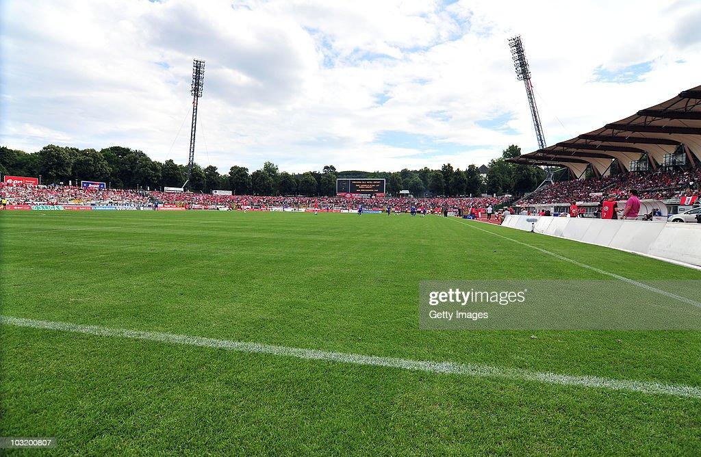 Rot Weiss Erfurt v Hansa Rostock - 3. Liga : News Photo