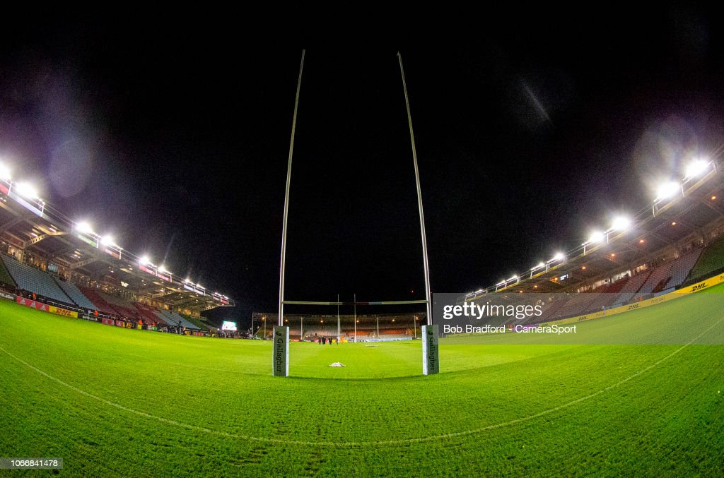GBR: Harlequins v Exeter Chiefs - Gallagher Premiership Rugby