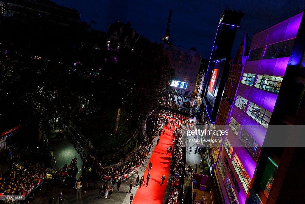 """Suffragette"" - Opening Night Gala - BFI London Film Festival : News Photo"
