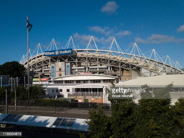 A general view of the Sydney Football Stadium on 03 March 2019 in Sydney Australia The New South Wales land and environment court has demolition the...