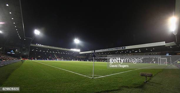 A general view of the The Hawthorns Ground during the Premier League match between West Bromwich Albion and Swansea City at The Hawthorns on December...