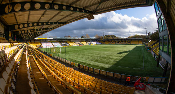 GBR: Livingston v Motherwell - Ladbrokes Scottish Premiership