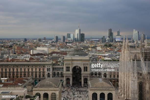Terrazza Martini Milano Grand Opening May 15 Stock Photos and ...