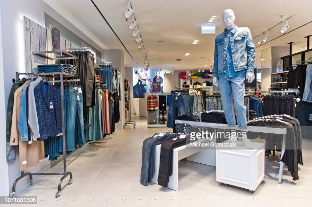 A general view of the Topshop Topman store opening on November 22 2018 in Cologne Germany