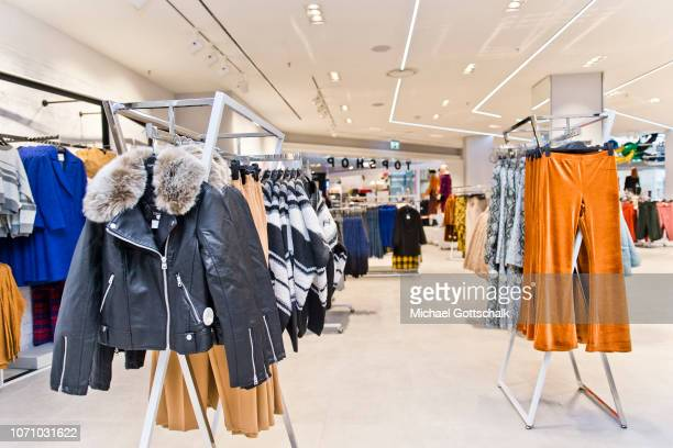 General view of the Topshop Topman store opening on November 22, 2018 in Cologne, Germany.