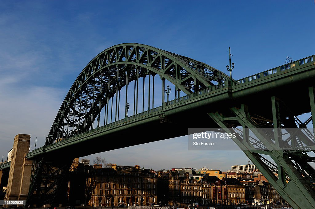 General Views Of Newcastle - 2012 Olympic Games Host City : News Photo