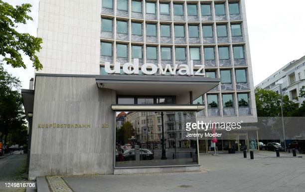 General view of the Udo Walz Store at Kurfürstendamm on June 10, 2020 in Berlin, Germany.