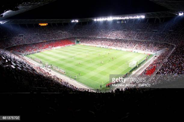 General view of the Ulsan Munsu Stadium, Korea