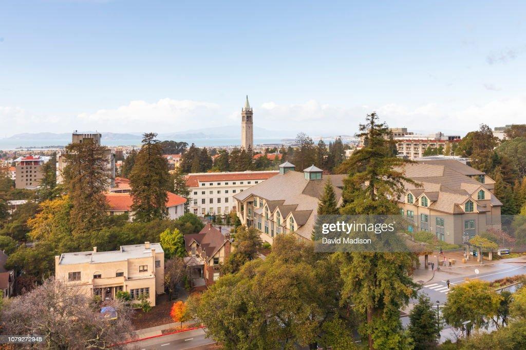 University of California Berkeley : News Photo