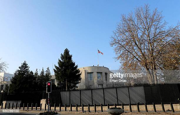 Us Embassy Premium Pictures, Photos, & Images - Getty Images