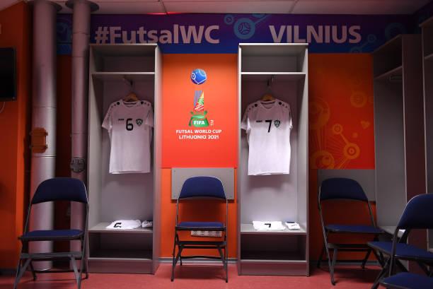 LTU: Egypt v Uzbekistan: Group B - FIFA Futsal World Cup 2021