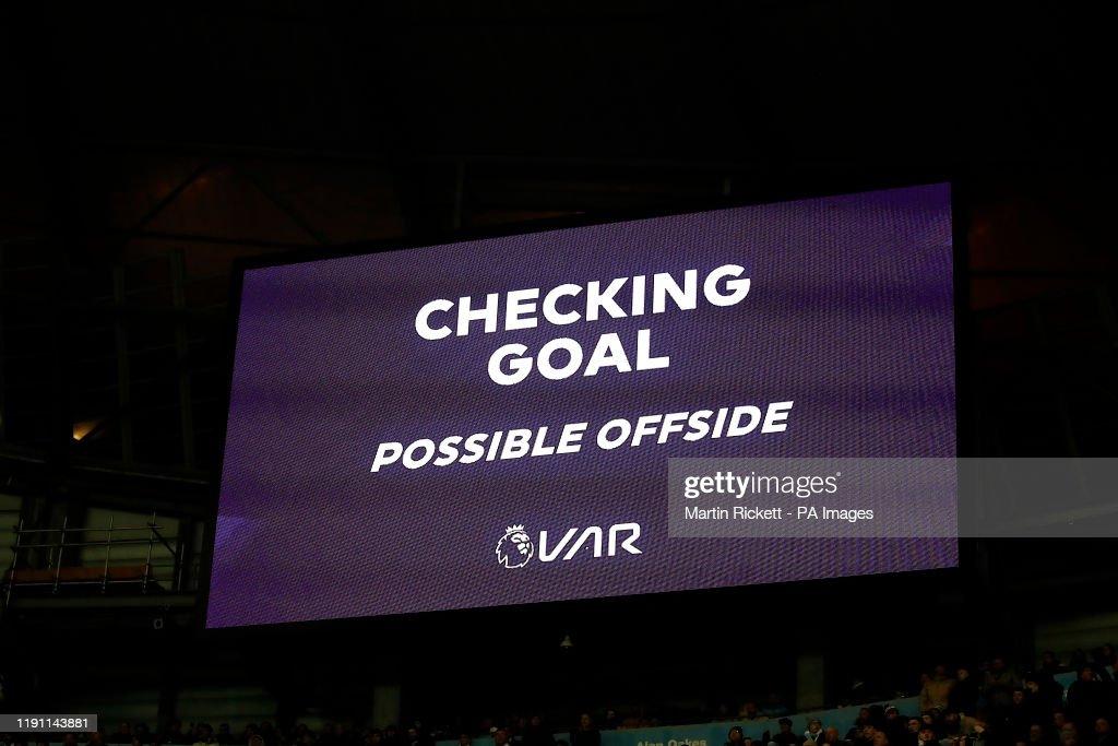 Manchester City v Everton - Premier League - Etihad Stadium : News Photo