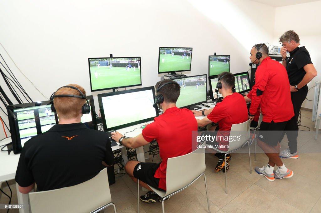 FIFA Referee Seminar - Media Day : News Photo