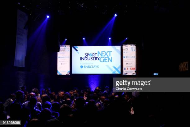 A general view of the venue during Sport Industry NextGen 2018 at Village Underground on February 1 2018 in London England