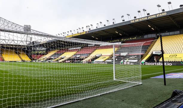 GBR: Watford v Huddersfield Town - Sky Bet Championship