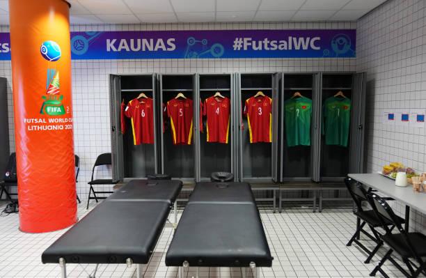 LTU: Czech Republic v Vietnam: Group D - FIFA Futsal World Cup 2021