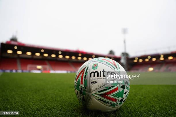 A general view of the Vitality Stadium during the Carabao Cup Fourth Round match between AFC Bournemouth and Middlesbrough at Vitality Stadium on...